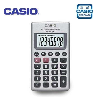 [카시오]계산기 HL-820VA /학습용/사무용/탁상용