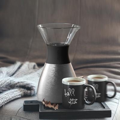 아소부 푸어오버 커피메이커 (+분쇄원두 2팩)