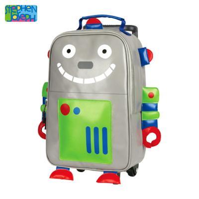 롤링 백팩(휠백팩) - 로봇