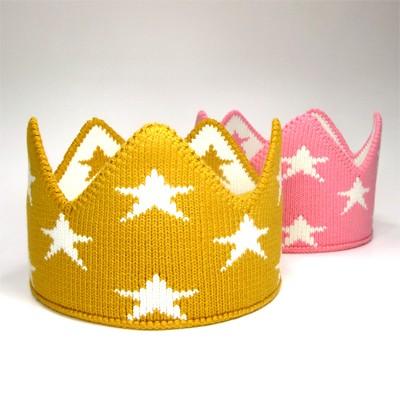 [Baby Crown] 베이비크라운 아기왕관 모자 스타 (제우스)