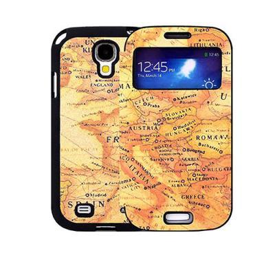 월드 맵 갤러리 플립케이스(아이폰5S/5)
