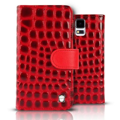 페블 더블 카드수납 지갑형다이어리(갤럭시S5)