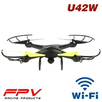 U42W 페트럴 Wi-Fi FPV 패턴비행 (UD100023BK) 드론