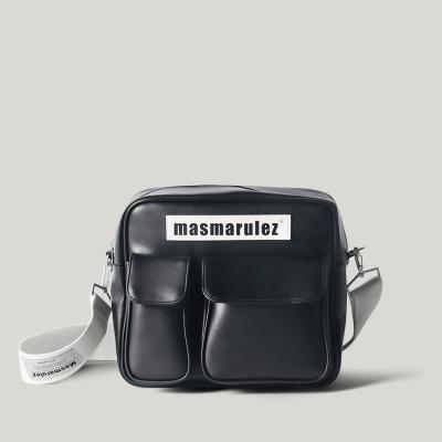 [마스마룰즈] 레더 크로스백