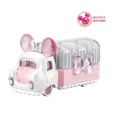 토미카 디즈니 모터스 주얼리웨이 루루 트렁크