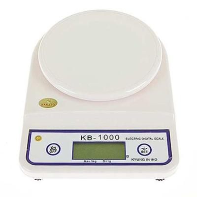 디지털 주방저울 1KG 음식저울 요리저울 주방용품