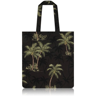 nother Palm Trees Flat Tote / 나더 야자수 플랫 토트백