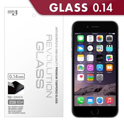 [프로텍트엠/PROTECTM] 아이폰6 iPhone6 4.7인치 레볼루션글라스 0.14mm 피코슬림 강화유리 액정보호방탄유리/방탄필름