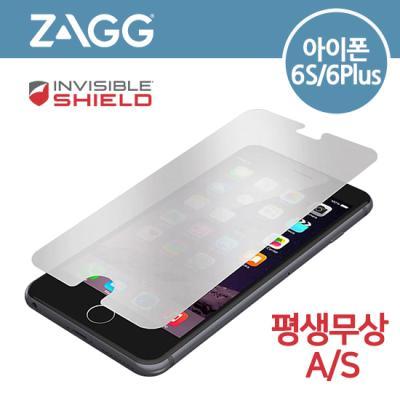 [ZAGG] 아이폰6S플러스/6플러스 자체복원 미러 강화유리 보호필름