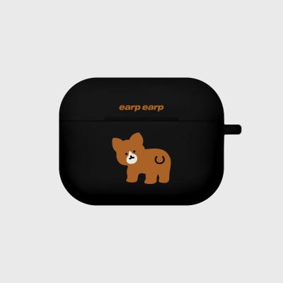 Baby welsh corgl-black(Air pods pro)