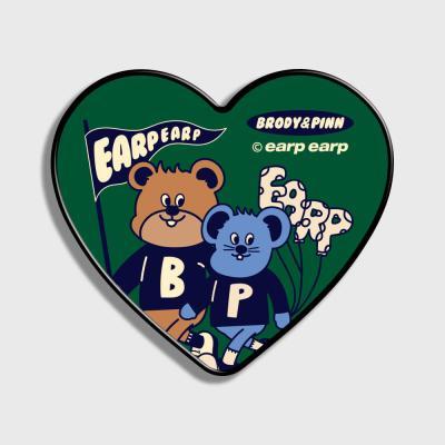 best friends brody and pinn-green(하트톡)