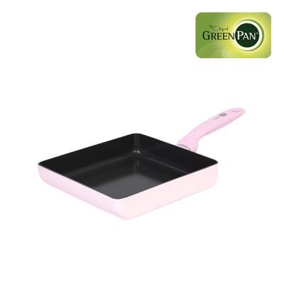 (유미의세포들 유미팬)그린팬 토리노 핑크 22cm사각팬