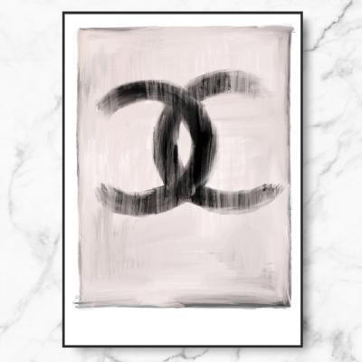 인테리어 액자 Chanel Inspiration