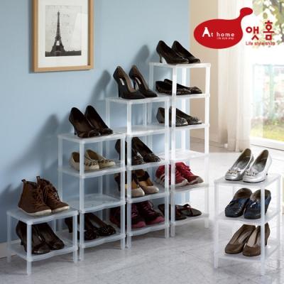 앳홈 오픈조립형 6단 신발정리대