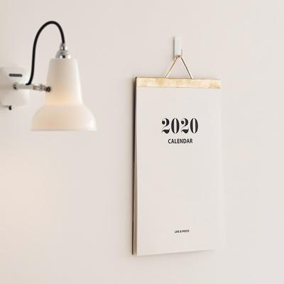 2020 라이프앤피시스 벽걸이 달력