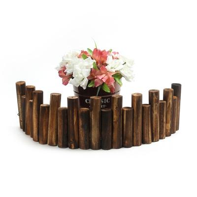 홈가드닝 통나무 울타리(84x19cm)