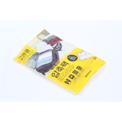 여행용 압축팩 의류보관 의류압축팩 다용도 의류