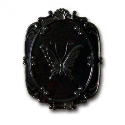 화장 거울 미용 메이크업 손거울 미러 거울 접이식