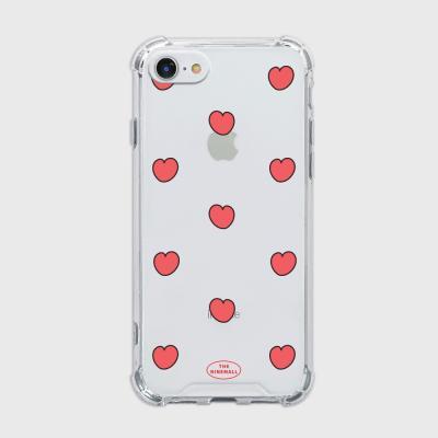 heart pattern [탱크투명 폰케이스]