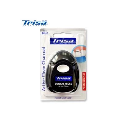 [3726] 트리사 챠콜 치실 40m