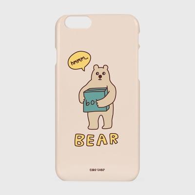 [어프어프] 하드/터프/슬라이드 Bear box-Ivory