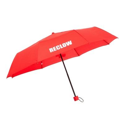 [리끌로우] RECLOW 수동 3단우산 RED