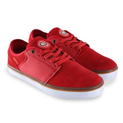 [Etnies] BLEDSOE LOW (Red/Brown)