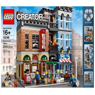 LEGO / 레고 크리에이터 10246 탐정 사무소