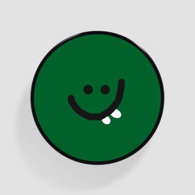 Tok 올리 초록이 얼굴