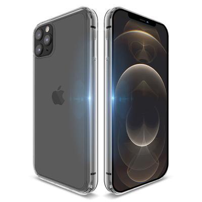 아이폰12 프로 맥스 투명 강화유리 케이스