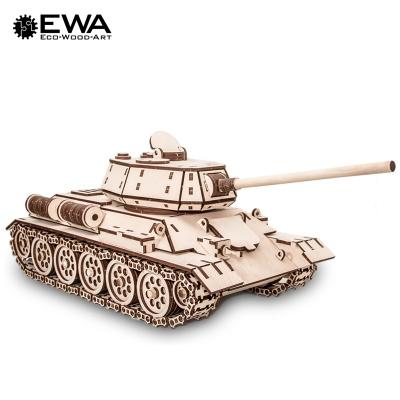 밀리터리 탱크 3D퍼즐 T-34