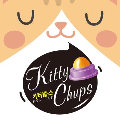 고양이 에너지 사탕 간식 키티춥스