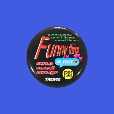 PIN BUTTON_BIG_FUNNY TIME