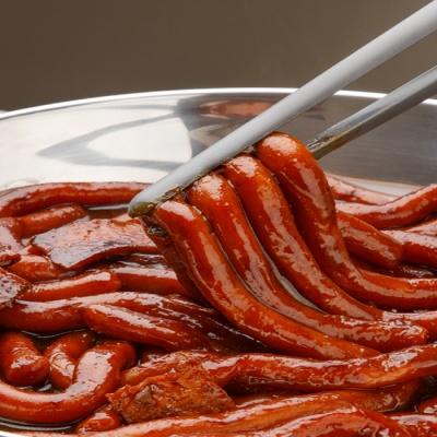 라비퀸 떡볶이 매운짜장맛 세트