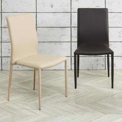 레이브 모던 식탁 의자 2개세트