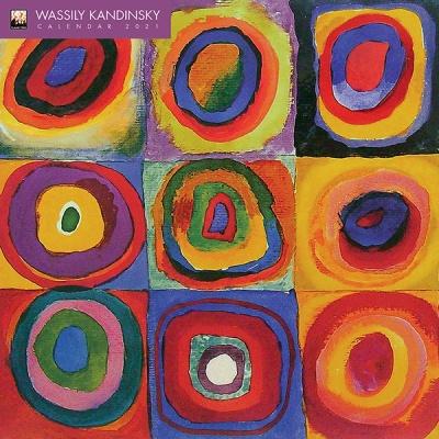 2021년 캘린더(FT) Wassily Kandinsky