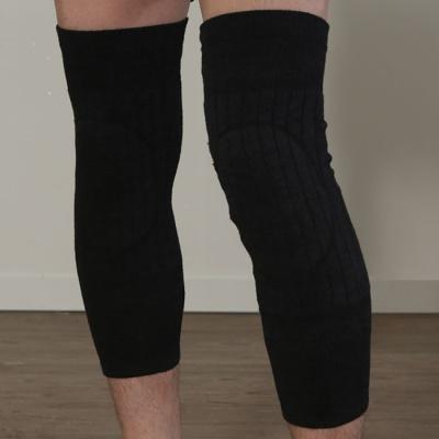 2p 니트 기모 방한 무릎 보호대