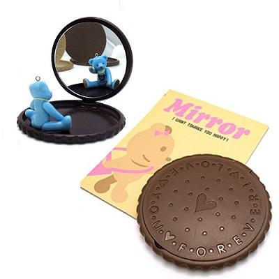 [빠띠라인] 촉촉한 쿠키거울 소 4종택 1