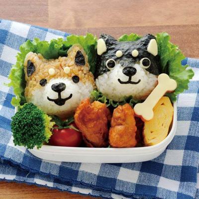 강아지 주먹밥틀