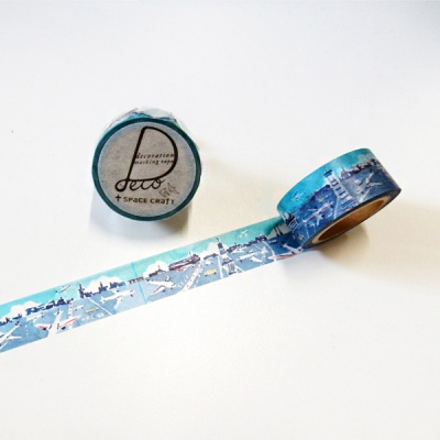 [SPACE CRAFT] MASKING TAPE_AIRLINE