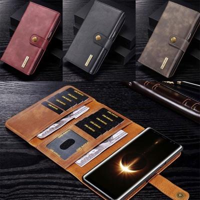 아이폰11 프로 맥스 XR XS/마그네틱 지갑 가죽 케이스