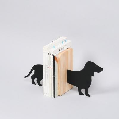 고양이 강아지 북엔드 책꽂이 인테리어용