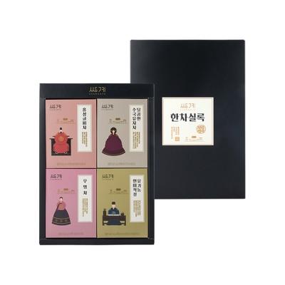 [쌍계명차] 자연별곡 한차실록 선물세트