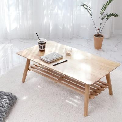 [벤트리] 접이식 원목 젠 테이블 90