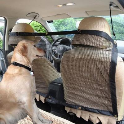 차량용 팻베리어 반려동물 애완동물 차단막