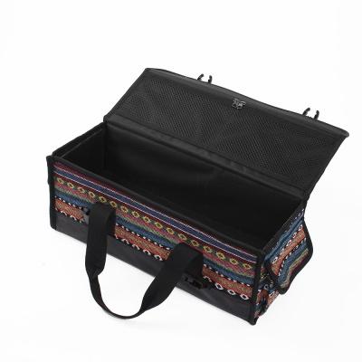 폴더블 캠핑 팩가방(에스닉) 단조팩 툴백