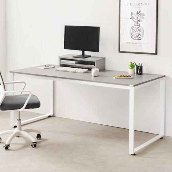 [e스마트] 사무실책상1880+모니터받침대증정