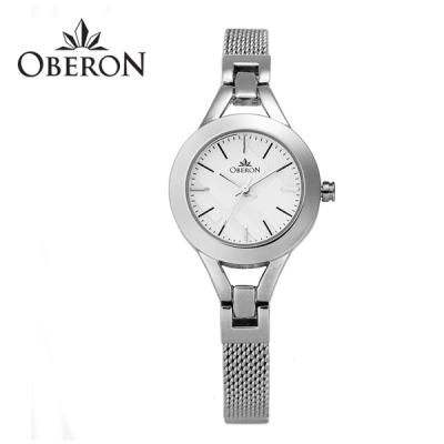 오베론 여성시계 OB-601 SVWT