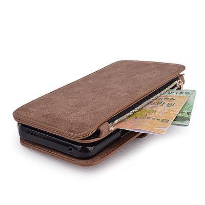 지갑형 트리플 다이어리케이스(아이폰XS)
