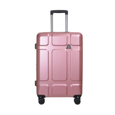 페블 24인치 중형 캐리어 (핑크)